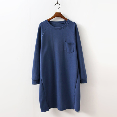 Pocket Long Long Tee