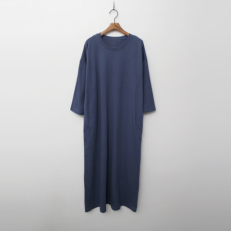 Momo Cotton Long Dress