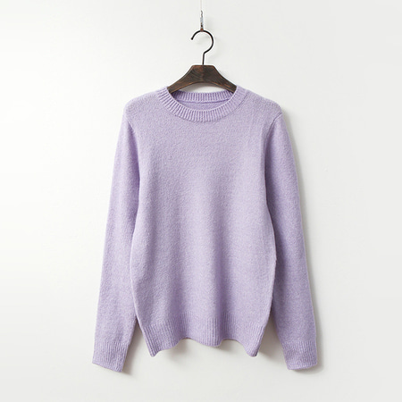 Simple Cashmere Wool Sweater
