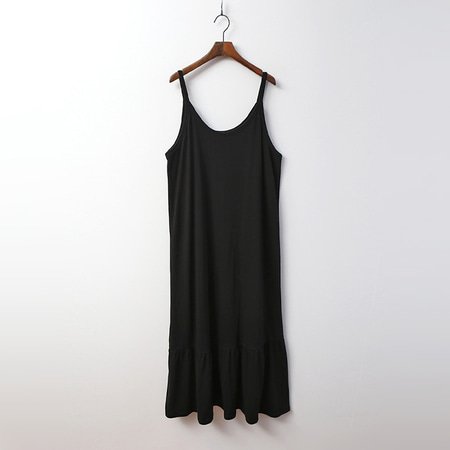 Trend Cotton Cami Long Dress
